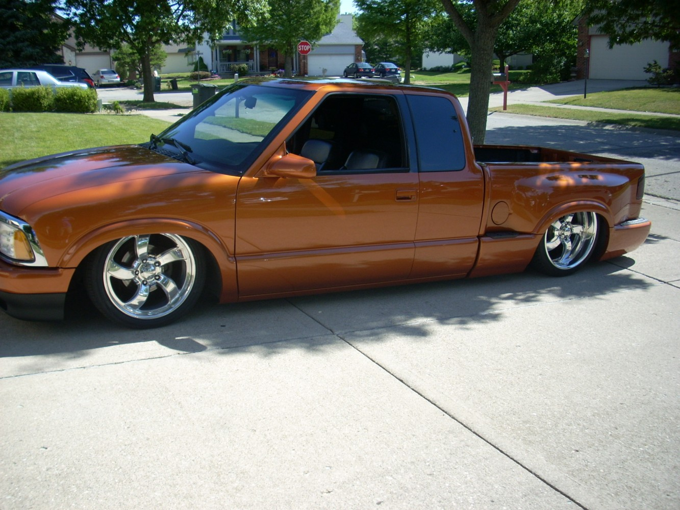 1997 Chevrolet CUSTOM/BAGGED/TRUCK