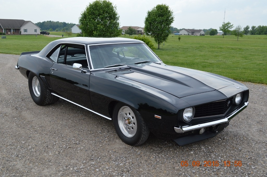 Hot Rod for Sale - 1969 Chevrolet Camaro