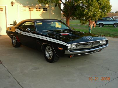 1971 Dodge Challenger RT for sale