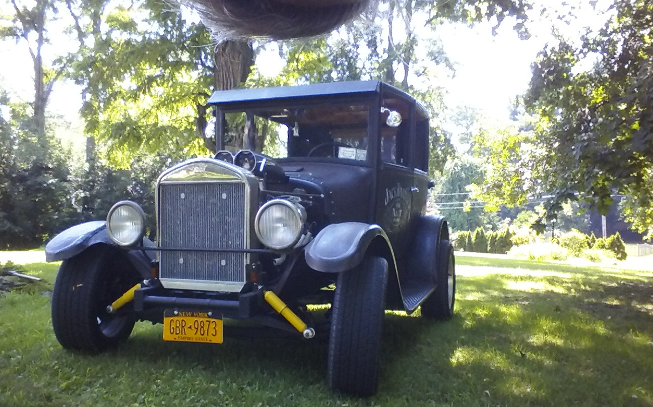Hot Rod for Sale - 1927 Ford Model T Tudor