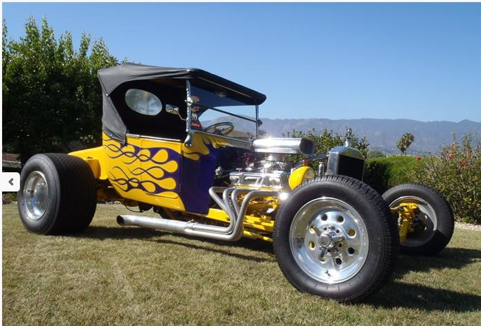 1923 Ford Tbucket