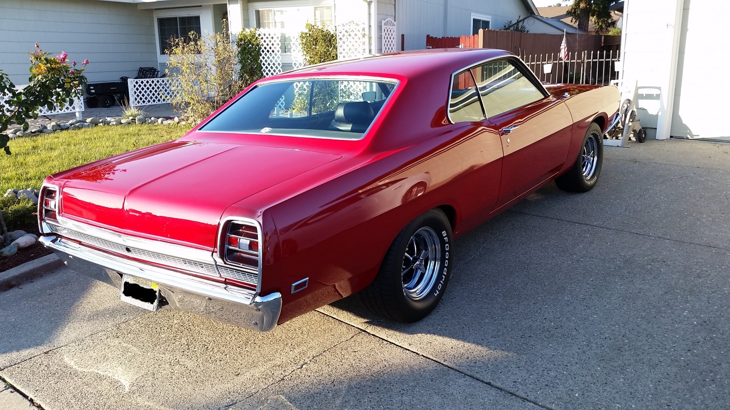 Hot Rod For Sale 1969 Ford Torino Gt
