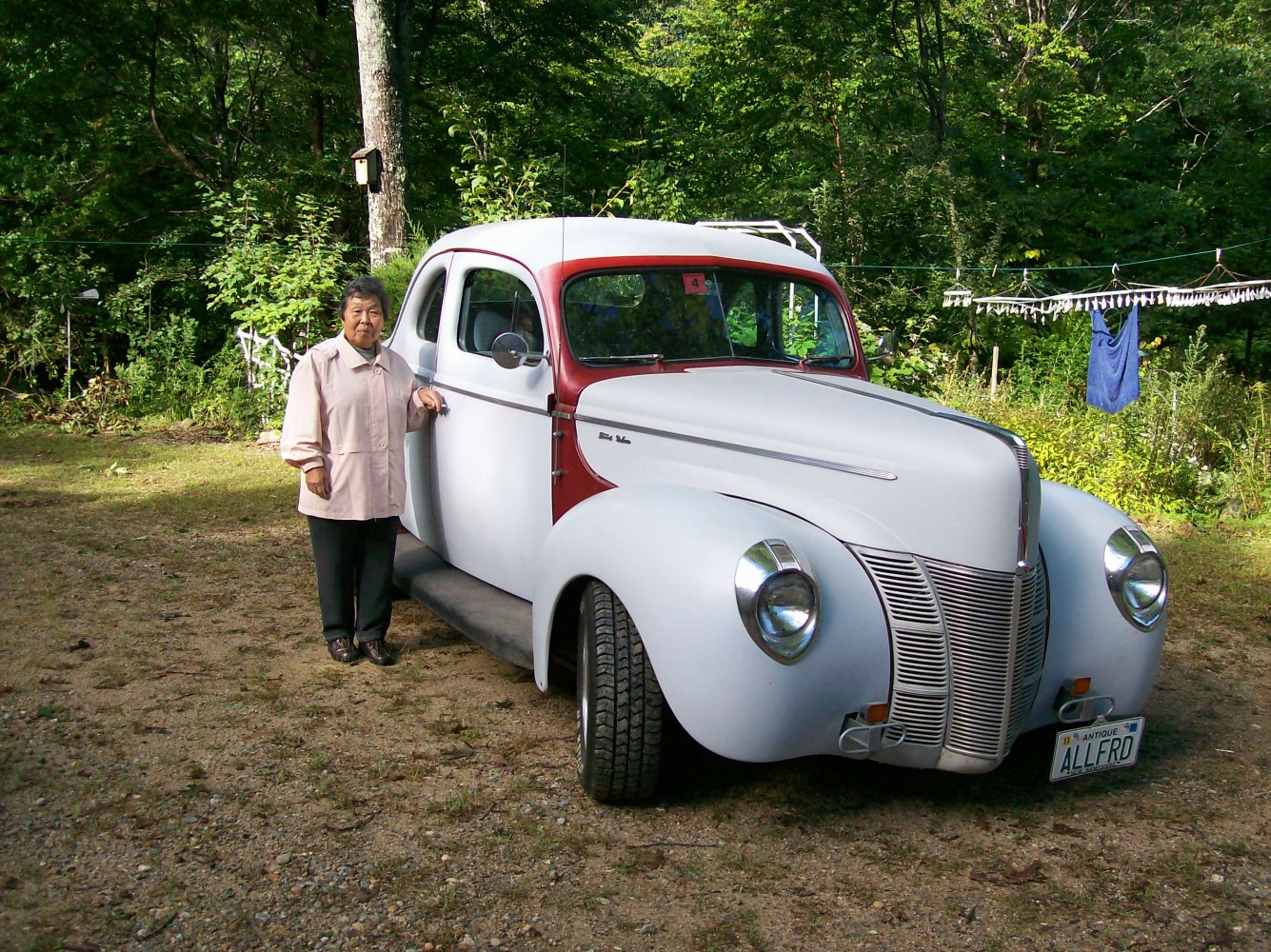 Hot Rod for Sale - 1940 Ford deluxe
