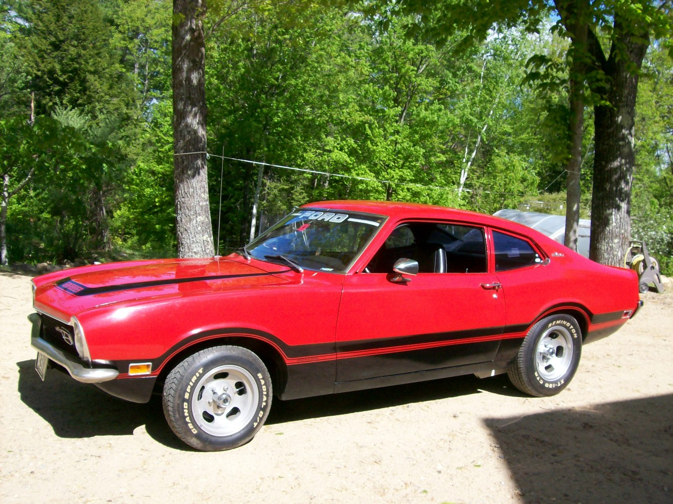 Hot Rod For Sale 1972 Ford Maverick